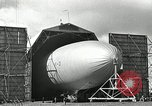 Image of navy airship Akron Ohio USA, 1941, second 5 stock footage video 65675030571