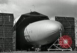 Image of navy airship Akron Ohio USA, 1941, second 8 stock footage video 65675030571