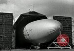 Image of navy airship Akron Ohio USA, 1941, second 10 stock footage video 65675030571