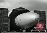 Image of navy airship Akron Ohio USA, 1941, second 11 stock footage video 65675030571