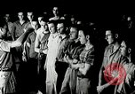Image of Goodyear employees slogan Akron Ohio USA, 1941, second 5 stock footage video 65675030572