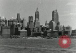 Image of Manhattan and UN Headquarters construction Manhattan New York City USA, 1948, second 1 stock footage video 65675030574