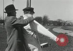 Image of bullet proof cloth test Toledo Ohio USA, 1932, second 11 stock footage video 65675030579
