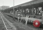Image of automobile delivery by trains Chicago Illinois USA, 1932, second 11 stock footage video 65675030580