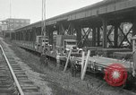 Image of automobile delivery by trains Chicago Illinois USA, 1932, second 12 stock footage video 65675030580