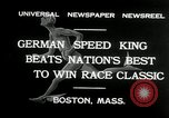 Image of marathon race Boston Massachusetts USA, 1932, second 2 stock footage video 65675030581