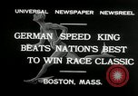 Image of marathon race Boston Massachusetts USA, 1932, second 5 stock footage video 65675030581