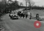 Image of marathon race Boston Massachusetts USA, 1932, second 10 stock footage video 65675030581