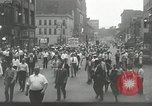 Image of Union workers rally Toledo Ohio USA, 1934, second 4 stock footage video 65675030588