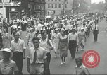 Image of Union workers rally Toledo Ohio USA, 1934, second 8 stock footage video 65675030588
