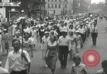 Image of Union workers rally Toledo Ohio USA, 1934, second 10 stock footage video 65675030588
