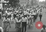 Image of Union workers rally Toledo Ohio USA, 1934, second 11 stock footage video 65675030588