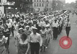 Image of Union workers rally Toledo Ohio USA, 1934, second 12 stock footage video 65675030588