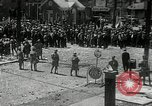 Image of auto employees on strike Toledo Ohio USA, 1934, second 1 stock footage video 65675030597