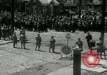 Image of auto employees on strike Toledo Ohio USA, 1934, second 3 stock footage video 65675030597