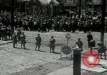 Image of auto employees on strike Toledo Ohio USA, 1934, second 4 stock footage video 65675030597