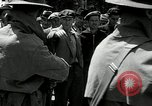 Image of auto employees on strike Toledo Ohio USA, 1934, second 7 stock footage video 65675030597
