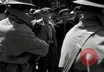 Image of auto employees on strike Toledo Ohio USA, 1934, second 8 stock footage video 65675030597