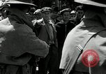 Image of auto employees on strike Toledo Ohio USA, 1934, second 9 stock footage video 65675030597