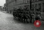 Image of auto employees on strike Toledo Ohio USA, 1934, second 10 stock footage video 65675030597