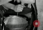 Image of milk barrels Saint Clairsville Ohio USA, 1940, second 5 stock footage video 65675030600