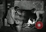Image of Domestic chores without electricity Saint Clairsville Ohio USA, 1940, second 8 stock footage video 65675030602