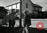 Image of benefits of electricity to early farmers Saint Clairsville Ohio USA, 1940, second 5 stock footage video 65675030608
