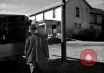Image of benefits of electricity to early farmers Saint Clairsville Ohio USA, 1940, second 10 stock footage video 65675030608