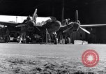 Image of P-38 plane propeller assembly Australia, 1942, second 6 stock footage video 65675030614