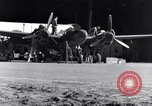 Image of P-38 plane propeller assembly Australia, 1942, second 8 stock footage video 65675030614