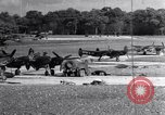Image of P-38 plane Nuthampstead England, 1943, second 3 stock footage video 65675030628