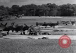 Image of P-38 plane Nuthampstead England, 1943, second 4 stock footage video 65675030628
