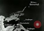 Image of missile trajectory Peenemunde Germany, 1944, second 10 stock footage video 65675030632