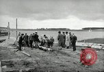 Image of pipeline for rocket program Peenemunde Germany, 1943, second 6 stock footage video 65675030644