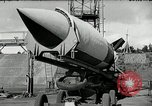 Image of Rocket test Peenemunde Germany, 1943, second 1 stock footage video 65675030651