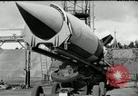 Image of Rocket test Peenemunde Germany, 1943, second 5 stock footage video 65675030651