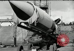 Image of Rocket test Peenemunde Germany, 1943, second 6 stock footage video 65675030651