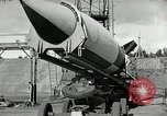 Image of Rocket test Peenemunde Germany, 1943, second 7 stock footage video 65675030651