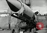 Image of Rocket test Peenemunde Germany, 1943, second 8 stock footage video 65675030651