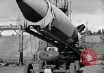 Image of Rocket test Peenemunde Germany, 1943, second 12 stock footage video 65675030651