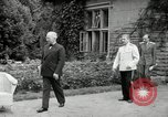 Image of Truman Stalin and Attlee Potsdam Germany, 1945, second 11 stock footage video 65675030652