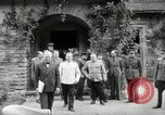 Image of Big Three leaders Truman Atlee and Stalin Potsdam Germany, 1945, second 7 stock footage video 65675030654