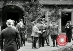Image of Big Three leaders Truman Atlee and Stalin Potsdam Germany, 1945, second 12 stock footage video 65675030654