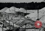 Image of Rocket program construction site Peenemunde Germany, 1941, second 6 stock footage video 65675030661