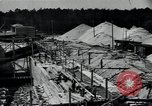 Image of Rocket program construction site Peenemunde Germany, 1941, second 9 stock footage video 65675030661