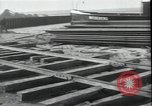Image of Rocket program construction site Peenemunde Germany, 1941, second 10 stock footage video 65675030663