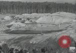 Image of Rocket program construction site Peenemunde Germany, 1941, second 2 stock footage video 65675030664
