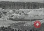 Image of Rocket program construction site Peenemunde Germany, 1941, second 3 stock footage video 65675030664