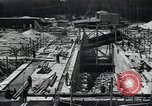 Image of Rocket program construction site Peenemunde Germany, 1941, second 8 stock footage video 65675030664