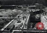 Image of Rocket program construction site Peenemunde Germany, 1941, second 10 stock footage video 65675030664